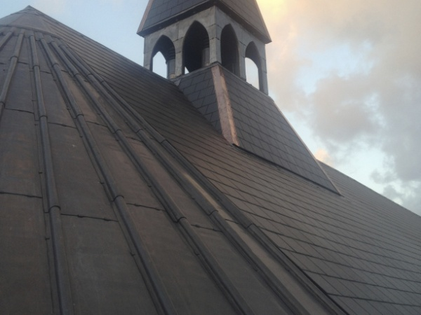 Lead Sheets for Roofing