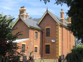 Station Masters Residence, Bathurst