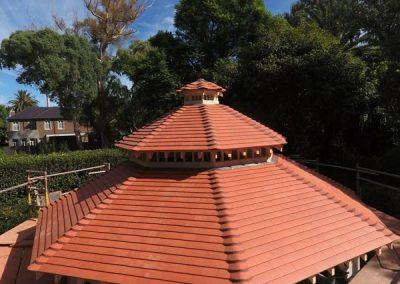 Koramic Terracotta Shingles